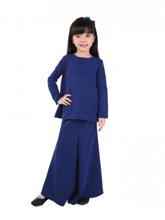 [Sample] Naema Kids-Navy Blue