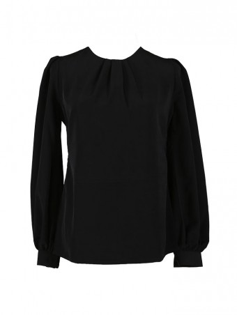 [Pre Order Delivery 18 March] Jessica Blouse 6.0-Jet Black