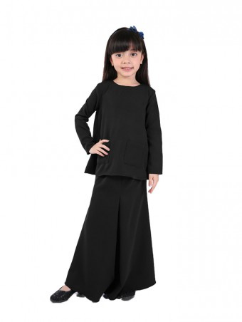 Naema Plain(K)-Black