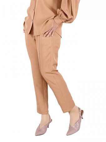 [Ready Stock] Lauren Pants-Peanut Koko