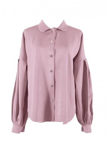 [Ready Stock] Lauren Top- Lavendar