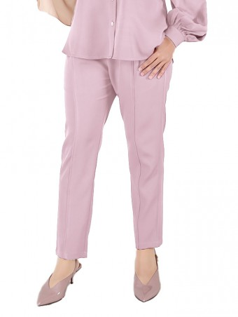 [Ready Stock] Lauren Pants - Lavendar