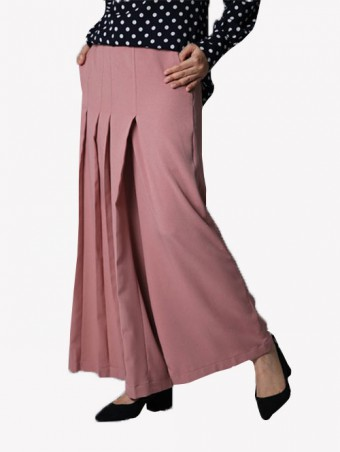 Serra Palazo Skirt-Pretty Pink